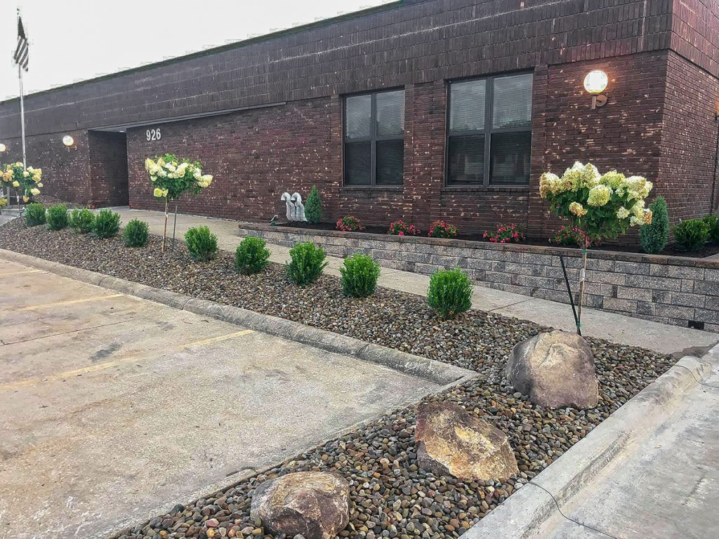 Nardo's Landscaping Solutions - Commercial services